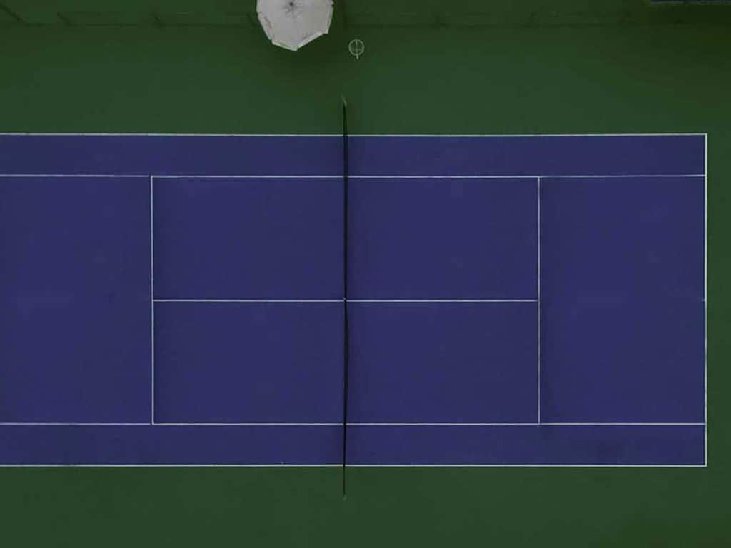 Livyd Angra dos Reis - RJ - Quadra de tênis