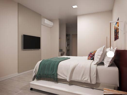 Apartamento Brisa - Quarto - Livyd Angra dos Reis