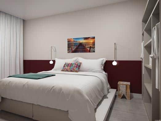 Apartamento Pérola - Quarto - Livyd Angra dos Reis